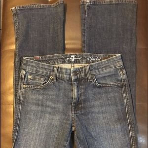 7 For All Mankind Jeans Size 27